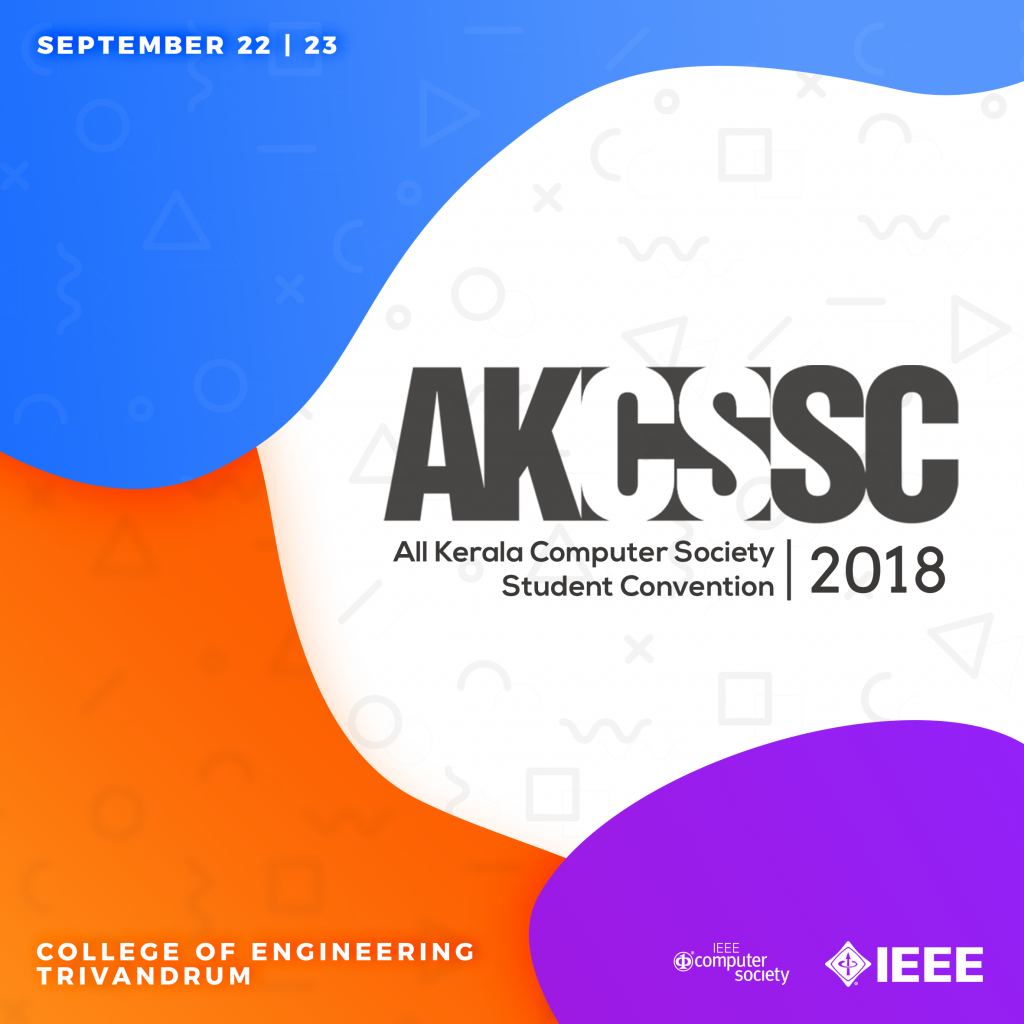 All Kerala Computer Society Student Convention 2018