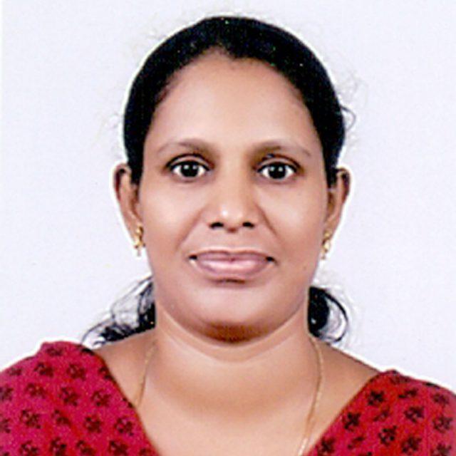 Ajeena Beegom A S
