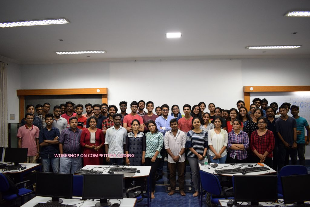 Workshop on Competitive Coding